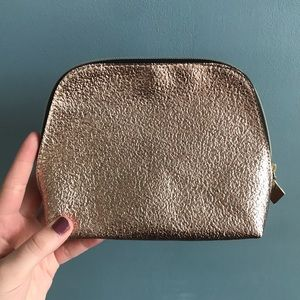 Estee Lauder | Rose Gold Makeup Bag
